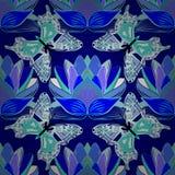 Textura del ejemplo del vector Fotos de archivo