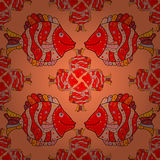 Textura del ejemplo del vector Imagen de archivo