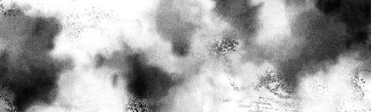 Textura del espray de la tinta stock de ilustración