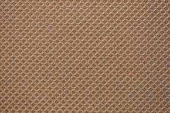 Textura del extracto del rectángulo de Brown Imágenes de archivo libres de regalías