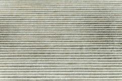 Textura del filtro de la cabina del coche Foto de archivo libre de regalías