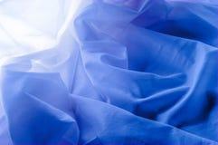 textura del fondo, azul de Tulle Premio para añadir talento a ningunos imagenes de archivo