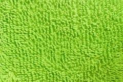 Textura del fondo de la alfombra verde o amarilla Imagen de archivo