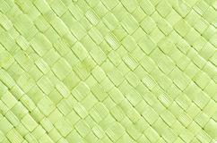 Textura del fondo de la armadura de la paja Fotografía de archivo