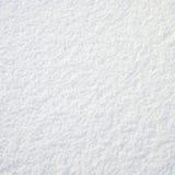Textura del fondo de la nieve Imágenes de archivo libres de regalías
