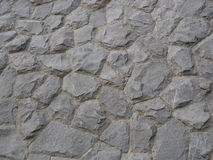 Textura del fondo de la pared de piedra Fotografía de archivo