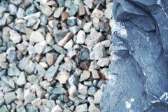 Textura del fondo de la piedra Foto de archivo libre de regalías