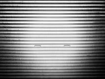 Textura del fondo de la puerta del rodillo del vintage imagen de archivo