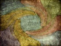 Textura del fondo de la roca con remolino del color Foto de archivo libre de regalías