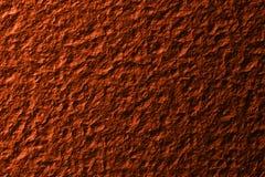 Textura del fondo de la roca en rojo Fotografía de archivo libre de regalías