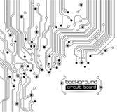 Textura del fondo de la tarjeta de circuitos