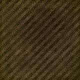 Textura del fondo de la tela de la raya de Brown Imagen de archivo libre de regalías
