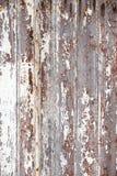 Textura del fondo de los paneles de madera Imagen de archivo