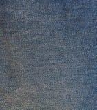 Textura del fondo de los vaqueros Fotografía de archivo