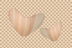 Textura del fondo de madera Imagen de archivo libre de regalías