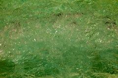 Textura del fondo del agua Imágenes de archivo libres de regalías