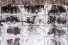 Textura del fondo del cemento de los ladrillos Foto de archivo libre de regalías