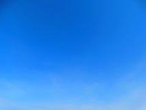 Textura del fondo del cielo y de la nube Fotografía de archivo