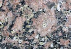 Textura del fondo del granito Foto de archivo