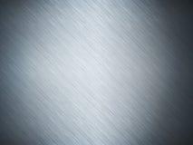 Textura del fondo del metal Imagen de archivo