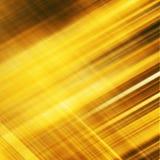 Textura del fondo del metal del oro con las tiras diagonales Fotografía de archivo