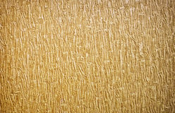 Textura del fondo del oro Imágenes de archivo libres de regalías