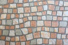 Textura del fondo del piso de mármol Fotos de archivo libres de regalías
