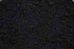 Textura del fondo del suelo de Fertil, cierre para arriba, Imagenes de archivo