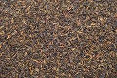 Textura del fondo del té negro Imagen de archivo
