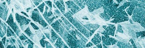 Textura del fondo del hielo fotografía de archivo libre de regalías