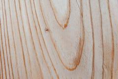 Textura del fondo marrón claro de madera fotografía de archivo