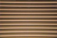 Textura del fondo Metal Tipo de persianas imágenes de archivo libres de regalías