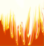 Textura del fuego Foto de archivo libre de regalías