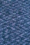 Textura del gris que hace punto Fotos de archivo