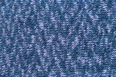 Textura del gris que hace punto Fotografía de archivo