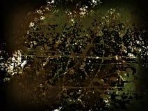 Textura del grunge de Brown Foto de archivo libre de regalías