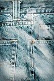 Textura del grunge de Jean Imágenes de archivo libres de regalías