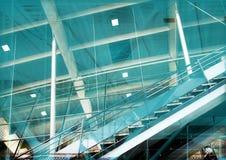 Textura del grunge de la estación de tren Imagen de archivo libre de regalías