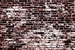 Textura del grunge de la pared de ladrillo Imagen de archivo