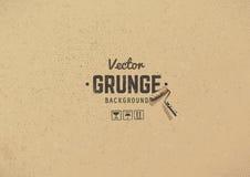 Textura del grunge del vector Fotos de archivo