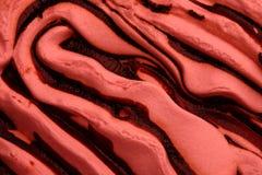 Textura del helado Fotografía de archivo