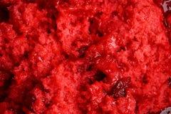 Textura del helado Imagenes de archivo