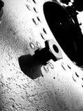 Textura del hierro Foto de archivo libre de regalías