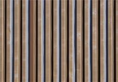 Textura del hierro acanalado Fotos de archivo libres de regalías