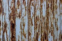 Textura del hierro oxidado foto de archivo libre de regalías