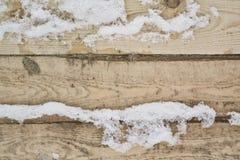 Textura del invierno del fondo natural Imagen de archivo