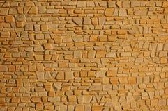 Textura del ladrillo Fotografía de archivo libre de regalías