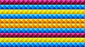 Textura del ladrillo del diamante stock de ilustración