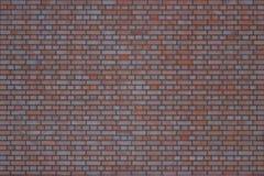 Textura del ladrillo rojo Fotografía de archivo libre de regalías