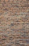 Textura del ladrillo rojo del Grunge Fotos de archivo libres de regalías
